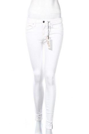 Дамски дънки Tommy Hilfiger, Размер S, Цвят Бял, 98% памук, 2% еластан, Цена 109,85лв.