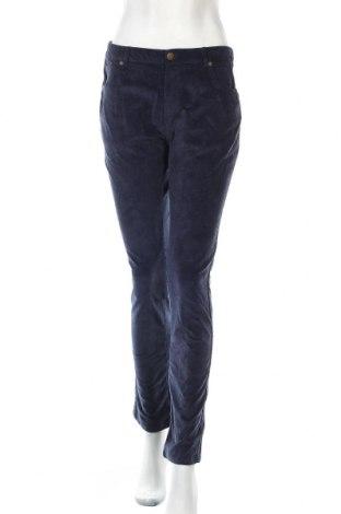 Дамски джинси U Collection, Размер M, Цвят Син, 98% памук, 2% еластан, Цена 19,32лв.