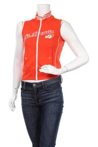 Дамски спортен елек Champion, Размер S, Цвят Оранжев, Цена 13,13лв.