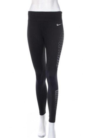Дамски клин Nike, Размер XL, Цвят Черен, 92% полиестер, 8% еластан, Цена 37,91лв.