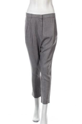 Дамски панталон Acne, Размер L, Цвят Сив, Тенсел, Цена 96,56лв.