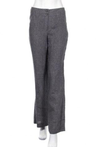 Дамски панталон Caroll, Размер XS, Цвят Сив, 100% лен, Цена 24,50лв.