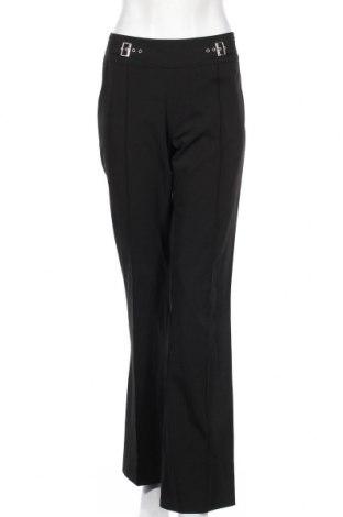 Дамски панталон Comma,, Размер M, Цвят Черен, 96% полиестер, 4% еластан, Цена 11,36лв.