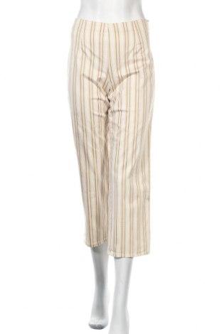 Дамски панталон Max Studio, Размер M, Цвят Многоцветен, 97% памук, 3% еластан, Цена 3,79лв.