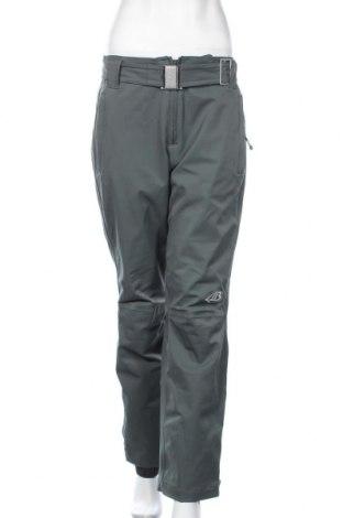 Дамски панталон за зимни спортове Anzi Besson, Размер L, Цвят Син, 78% полиамид, 15% полиуретан, 7% еластан, Цена 24,19лв.