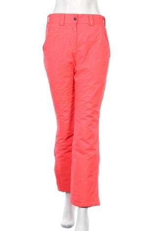 Дамски панталон за зимни спортове CMP, Размер M, Цвят Розов, Полиестер, Цена 32,34лв.