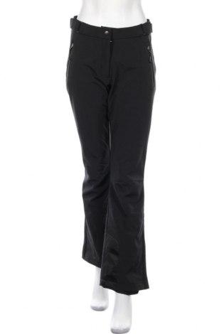 Дамски панталон за зимни спортове Crane, Размер M, Цвят Черен, 92% полиестер, 8% еластан, Цена 19,85лв.