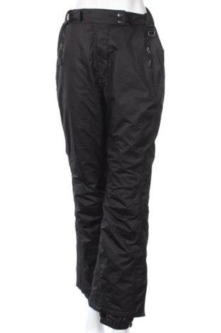 Дамски панталон за зимни спортове Crivit, Размер XL, Цвят Черен, Полиестер, Цена 57,96лв.