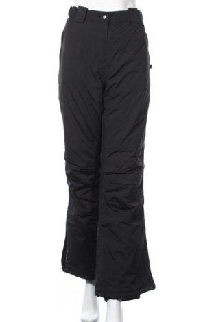 Дамски панталон за зимни спортове Icepeak, Размер L, Цвят Черен, 100% полиамид, Цена 22,31лв.