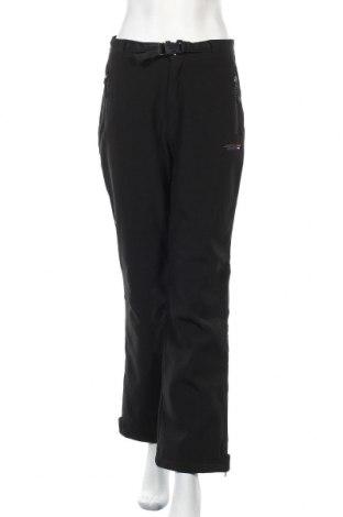 Дамски панталон за зимни спортове Jeton 2000, Размер S, Цвят Черен, 95% полиестер, 5% еластан, Цена 37,80лв.