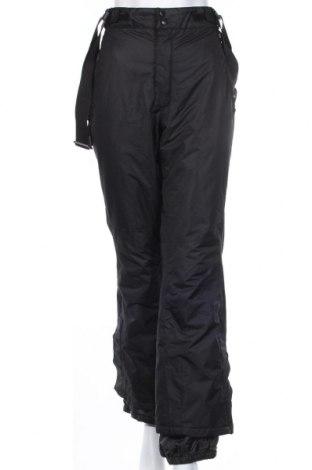 Дамски панталон за зимни спортове Nkd, Размер M, Цвят Черен, Полиестер, Цена 19,53лв.