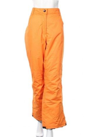 Дамски панталон за зимни спортове Rodeo, Размер XL, Цвят Оранжев, Полиестер, Цена 24,89лв.