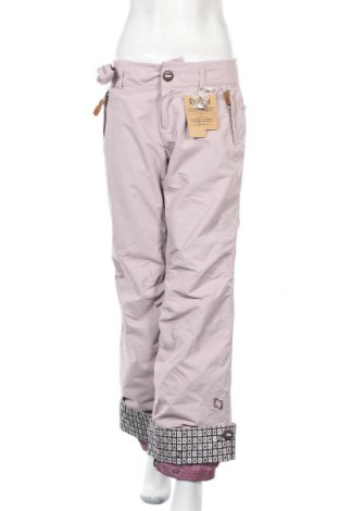 Дамски панталон за зимни спортове Sepia, Размер S, Цвят Лилав, Полиамид, Цена 32,13лв.