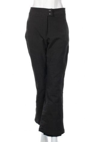 Дамски панталон за зимни спортове TCM, Размер M, Цвят Черен, 95% полиестер, 5% еластан, Цена 17,96лв.