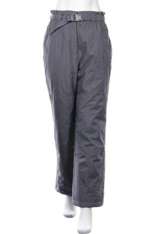 Дамски панталон за зимни спортове TCM, Размер M, Цвят Сив, Полиамид, Цена 30,03лв.
