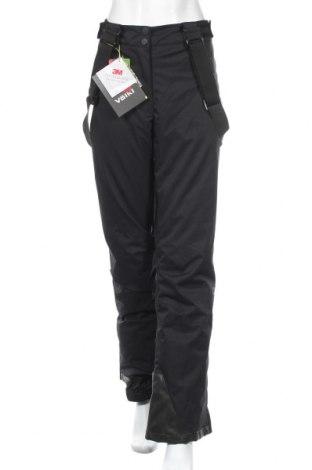 Дамски панталон за зимни спортове VOLKL, Размер L, Цвят Черен, Полиестер, Цена 103,95лв.