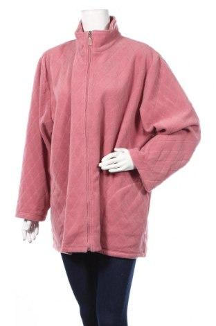 Дамски полар, Размер 3XL, Цвят Розов, Цена 23,21лв.