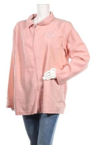 Дамски полар, Размер XL, Цвят Розов, Полиестер, Цена 11,34лв.