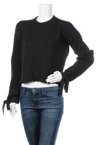 Дамски пуловер AllSaints, Размер S, Цвят Черен, 80% вълна, 20% полиамид, Цена 51,87лв.