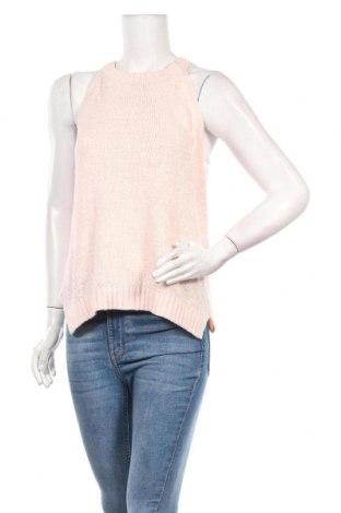 Дамски пуловер B Collection, Размер L, Цвят Розов, Акрил, полиамид, Цена 24,94лв.