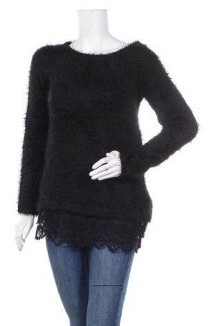 Дамски пуловер Bpc Bonprix Collection, Размер S, Цвят Черен, 50% полиакрил, 50% полиамид, Цена 20,95лв.