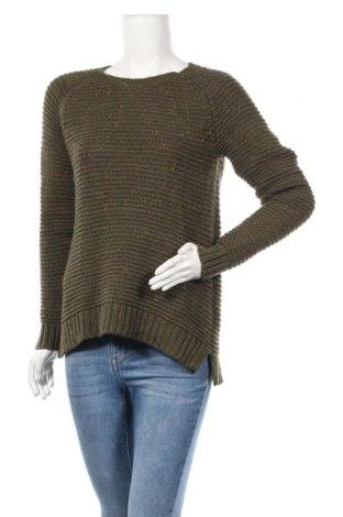 Дамски пуловер Faded Glory, Размер M, Цвят Зелен, 53% полиестер, 47% акрил, Цена 10,40лв.