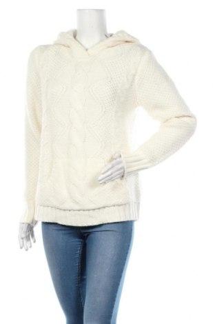 Дамски пуловер Nkd, Размер XL, Цвят Бял, Полиакрил, Цена 20,16лв.