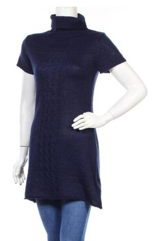 Дамски пуловер Nkd, Размер S, Цвят Син, Акрил, Цена 17,06лв.