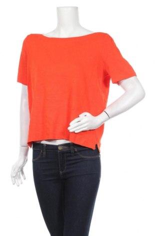 Дамски пуловер Target, Размер L, Цвят Оранжев, Вискоза, полиамид, Цена 6,30лв.