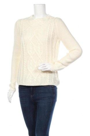 Дамски пуловер Tex, Размер M, Цвят Бял, 85% акрил, 15% вълна, Цена 25,99лв.