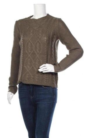 Дамски пуловер Tex, Размер M, Цвят Зелен, 85% акрил, 15% вълна, Цена 25,99лв.