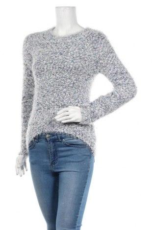 Дамски пуловер U Collection, Размер S, Цвят Многоцветен, 40% акрил, 25% полиамид, 20% полиестер, 15% вискоза, Цена 20,16лв.