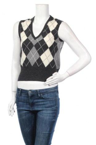 Дамски пуловер United Colors Of Benetton, Размер S, Цвят Многоцветен, Цена 24,94лв.
