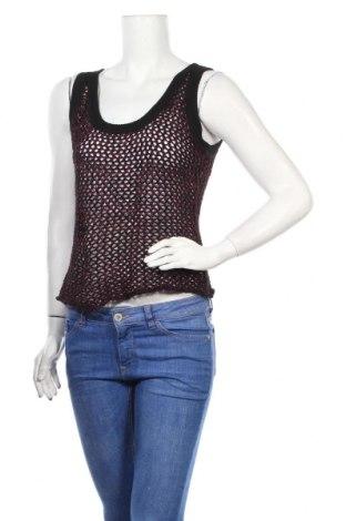 Дамски пуловер Vero Moda, Размер L, Цвят Черен, 55% рамия, 45% памук, Цена 6,84лв.