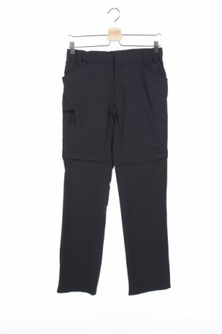 Дамски спортен панталон, Размер XXS, Цвят Сив, 90% полиамид, 10% еластан, Цена 14,44лв.