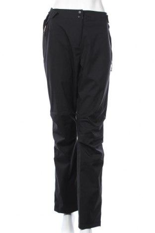 Дамски спортен панталон Quechua, Размер XL, Цвят Черен, Цена 28,67лв.