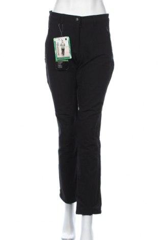 Дамски спортен панталон Active Touch, Размер S, Цвят Черен, 92% полиестер, 8% еластан, Цена 25,73лв.