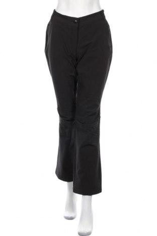 Дамски спортен панталон Crane, Размер M, Цвят Черен, 91% полиестер, 9% еластан, Цена 7,88лв.