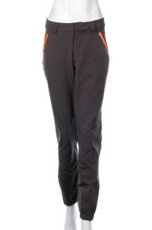 Дамски спортен панталон Daehlie, Размер M, Цвят Сив, 96% полиестер, 4% еластан, Цена 26,46лв.