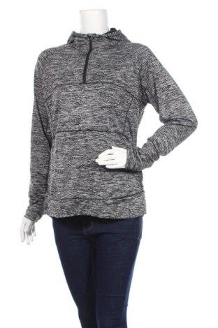 Дамски суичър Active&Co, Размер XL, Цвят Черен, Полиестер, Цена 13,86лв.