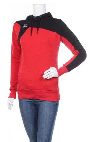 Дамски суичър Erima, Размер S, Цвят Червен, 80% памук, 20% полиестер, Цена 18,38лв.