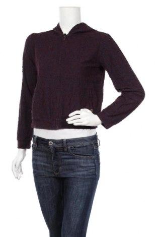 Дамски суичър IKKS, Размер S, Цвят Лилав, 95% памук, 5% еластан, Цена 6,14лв.