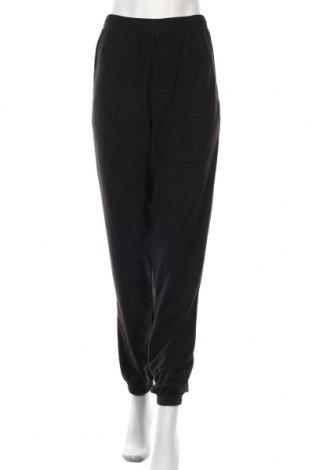 Дамско поларено долнище, Размер S, Цвят Черен, Полиестер, Цена 20,95лв.