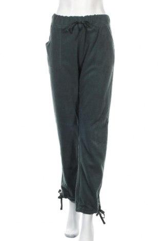 Дамско поларено долнище Infinity Woman, Размер L, Цвят Зелен, Полиестер, Цена 20,58лв.