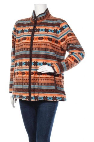 Дамско поларено горнище Cheer, Размер XL, Цвят Многоцветен, Полиестер, Цена 21,42лв.