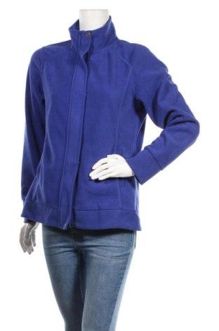 Дамско поларено яке Active Touch, Размер M, Цвят Син, Полиестер, Цена 18,38лв.