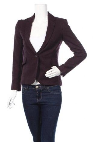 Дамско сако AllSaints, Размер S, Цвят Лилав, Вълна, Цена 39,69лв.