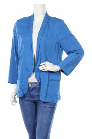 Дамско сако Jeanswest, Размер M, Цвят Син, Вискоза, Цена 6,09лв.