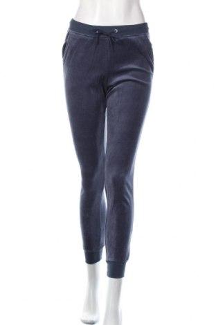 Дамско спортно долнище Blue Motion, Размер M, Цвят Син, 80% памук, 20% полиестер, Цена 22,05лв.