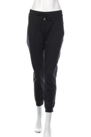 Дамско спортно долнище Blue Motion, Размер L, Цвят Черен, Памук, Цена 21,95лв.